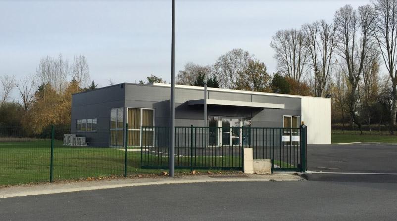 Construction industrielle bureaux et ateliers industriels