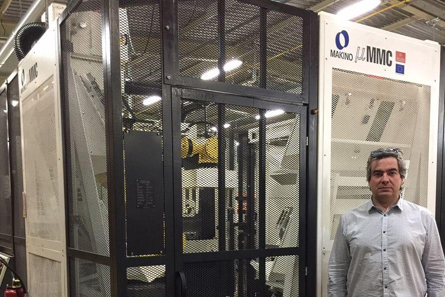 Mécaprec engage CICEM pour son extension de bâtiment industriel